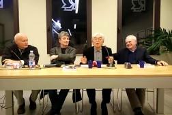 Claudio Berti, Paolo Vannini, Nino Tricarico, Giorgio Patrizi